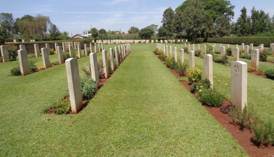 Nyeri Second World War Cemetery