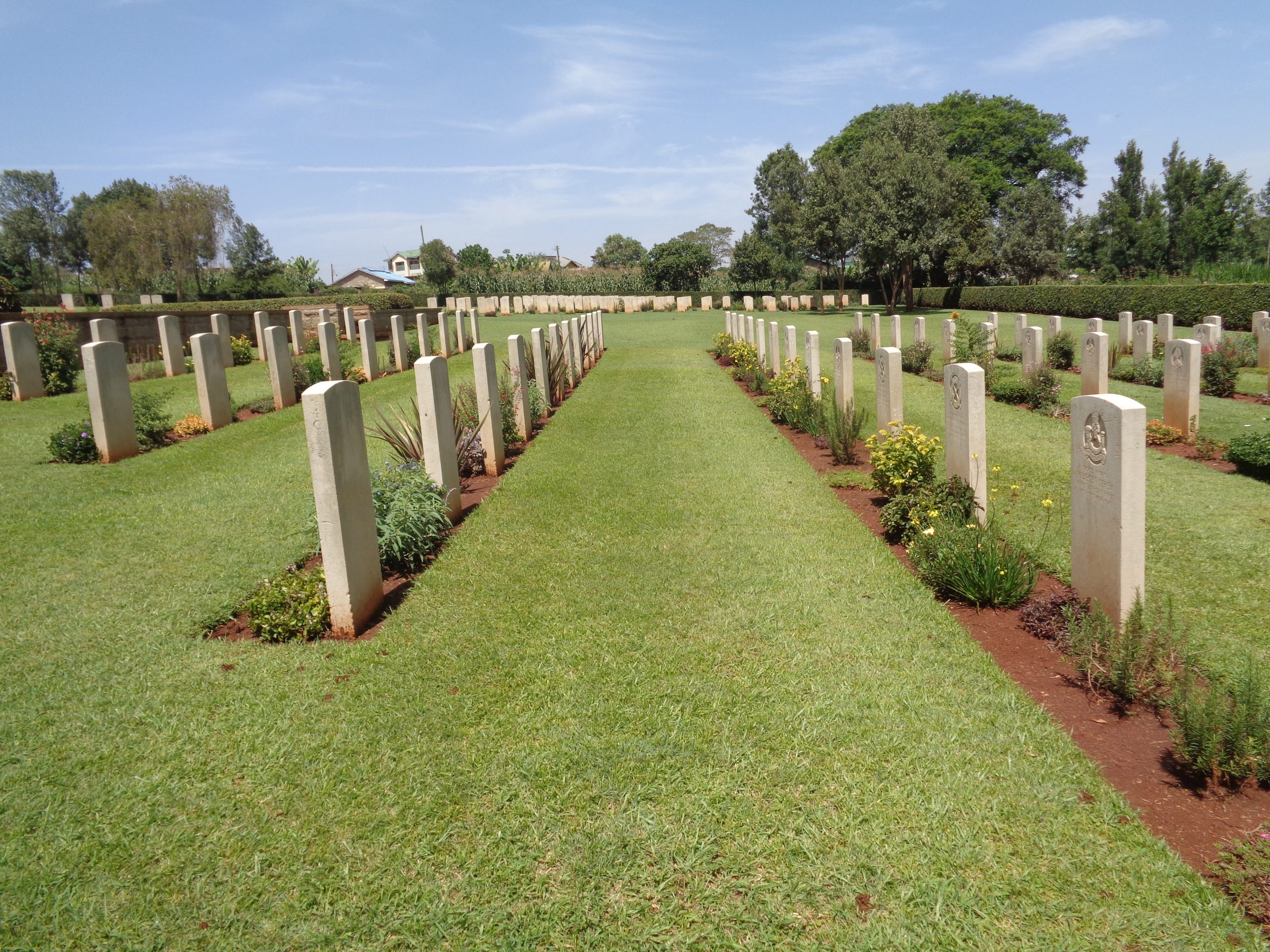 Nyeri Second World War Cemetery