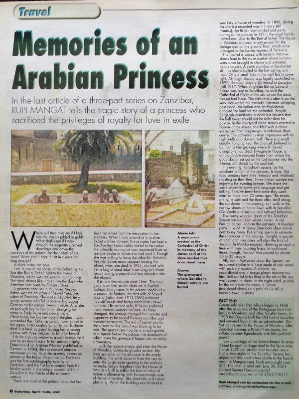 Zanzibar Princess