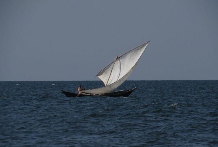 Sail to Mfangano Island