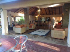 Ashnil Aruba Lodge - lounge