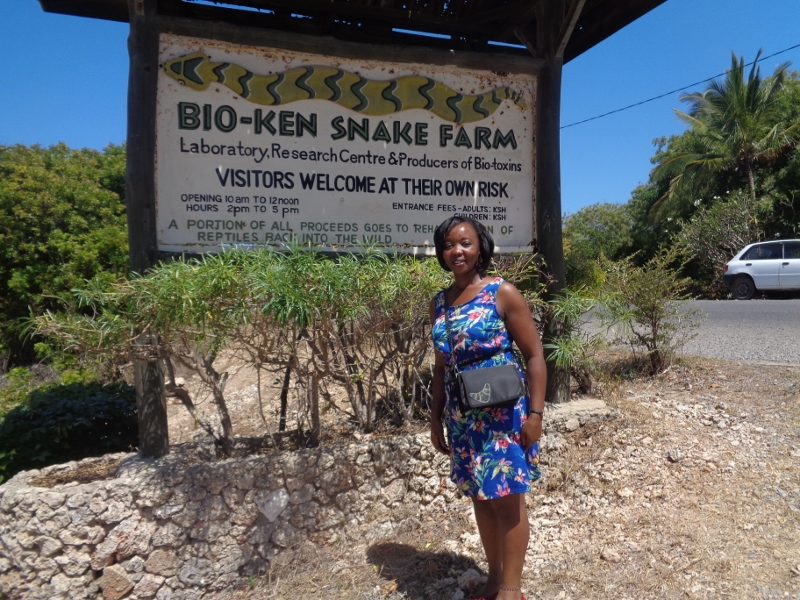 Winnie Bore - activist and founder of Snakebite-Kenya - http://www.snabirc-kenya.org/ to provide anti-venom in rural areas, help rehabilitate victims disabled or visually impaired by snakebites and develop a research programme simply because there is very little information on snakebites in Kenya.