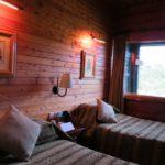 Ensuite rooms facing Mount Kenya at Serena Mountain Lodge