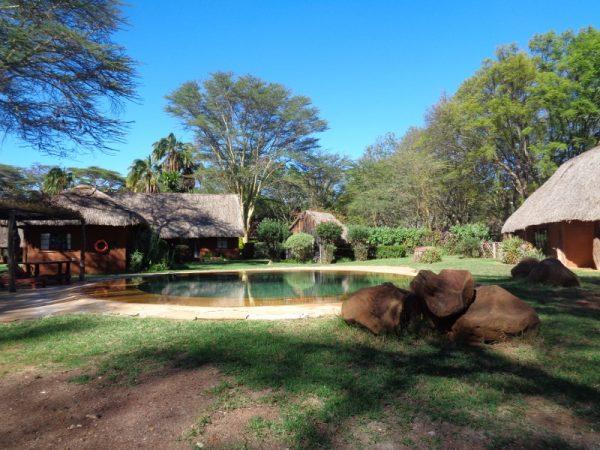 Ngiri House at Lewa -copyright Rupi Mangat