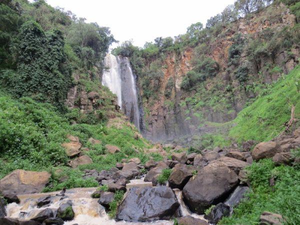 Thomson Falls, Nyahururu Copyright: Rupi Mangat