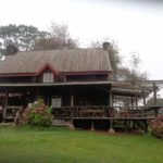 Castle Forest Lodge - the original house Copyright Rupi Mangat