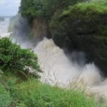 Just 20-feet wide and 130 feet down - the whole of Victoria pours its waters into this magnificent river at Murchison Falls Copyright Rupi Mangat