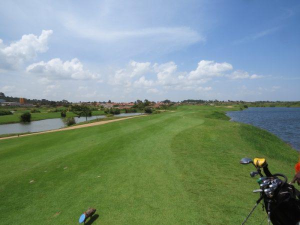 The NEW golf course at Lake Victoria Serena on shores of Lake Victoria Copyright: Rupi Mangat