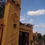 Facade of African Heritage House Copyright Rupi Mangat
