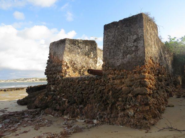 The fort on Manda Copyright Rupi Mangat