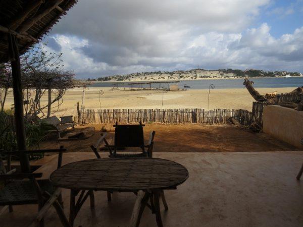 Diamonds on Manda Island facing the sand dunes of Shela on Lamu island Copyright Rupi Mangat
