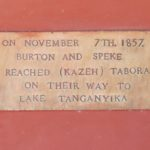 At Kazeh - Burton and Speke were here too -Copyright Rupi Mangat