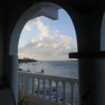 View from Shella Bahari Guest House Copyright Rupi Mangat