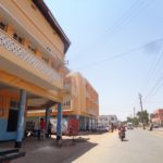 Tabora main street - rich Indian architecture 1920 to 1960s Copyright Rupi Mangat