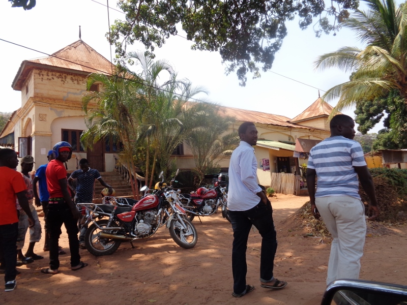 Kigoma town - some relic of old German architecture - copyright Rupi Mangat