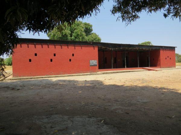 Livingstone's house in Kazeh - 15 km out of Tabora Copyright Rupi Mangat