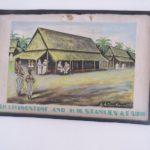 Livingstone and Stanley at Ujiji - copyright Rupi Mangat