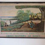 Livingstone at Ujiji - copyright Rupi Mangat