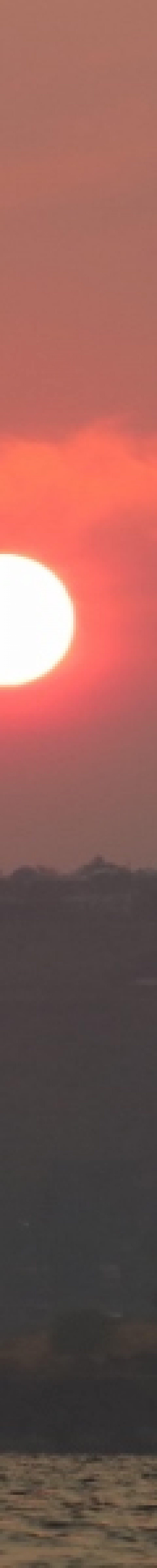 Sunrise over Kigoma - copyright Rupi Mangat