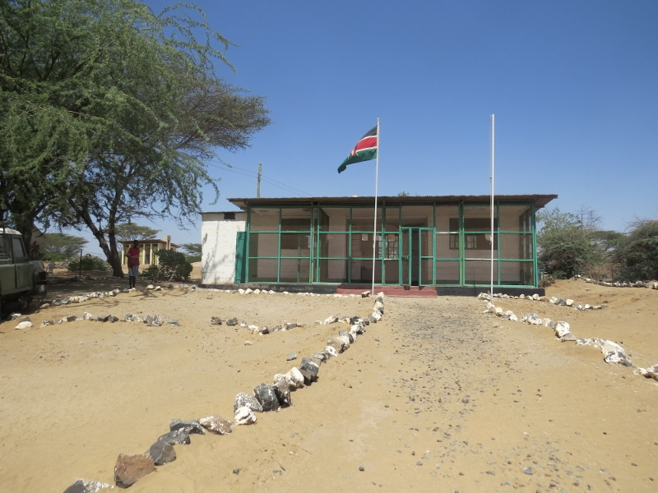 Kenyatta House, Lodwar Copyright Rupi Mangat