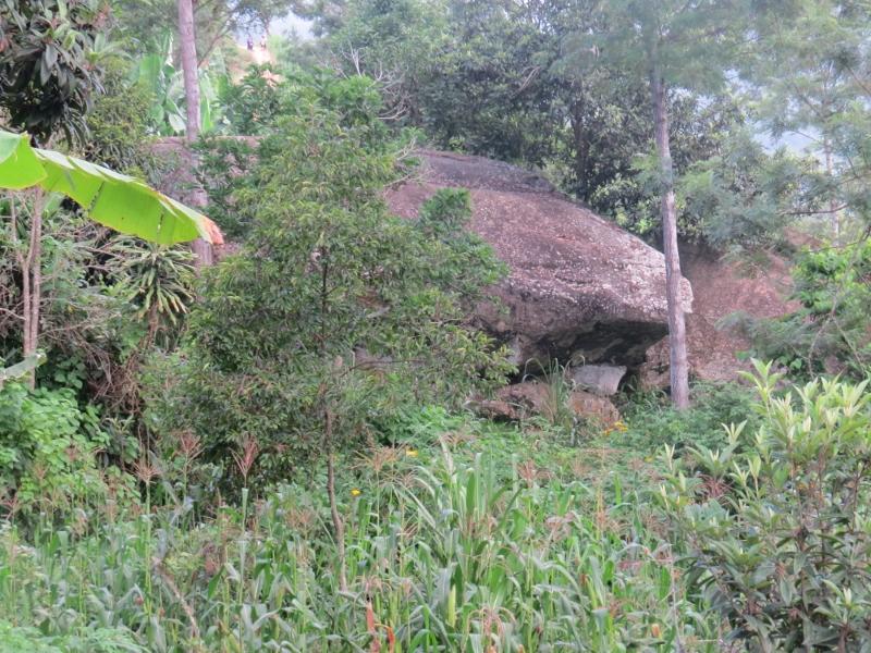 Skull cave on Taita Hills Copyright Rupi Mangat