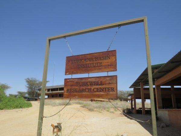 Turkana Basin Institute 34 kilometers north of Lodwar Copyright Rup Mangat
