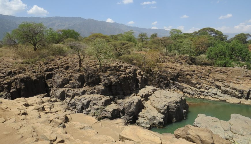 Cheploge Gorge - site of daring drives in Kerio Valley between Elgeyo Marakwet and Tugen hills. Copyright Rupi Mangat