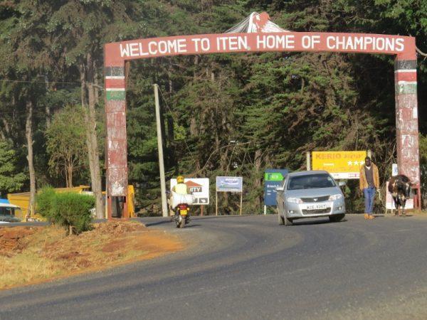 Iten - home of champions Copyright Rupi Mangat