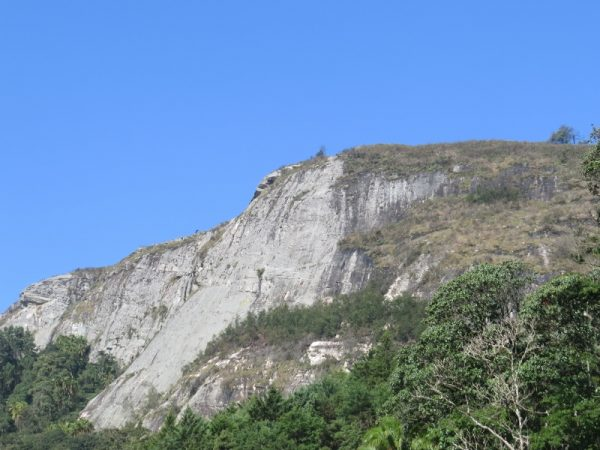 Iyale bare crystalline peak - copyright Rupi Mangat