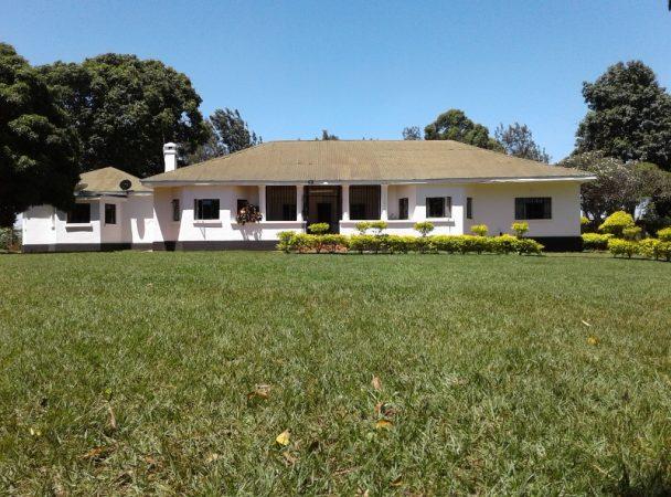 Ziwani House in Juja