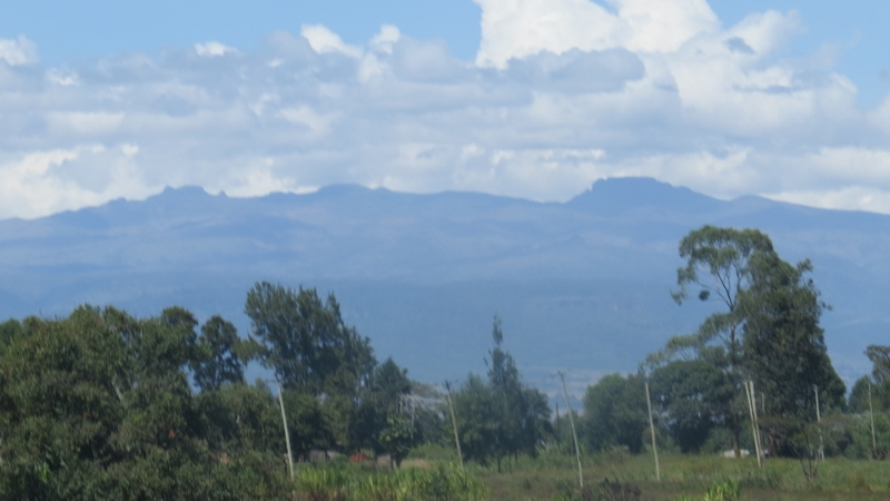 Mount Elgon from Kitale Copyright Rupi Mangat for one time use only - 9 Feb 2019 article on Kitale Museum (800x450)
