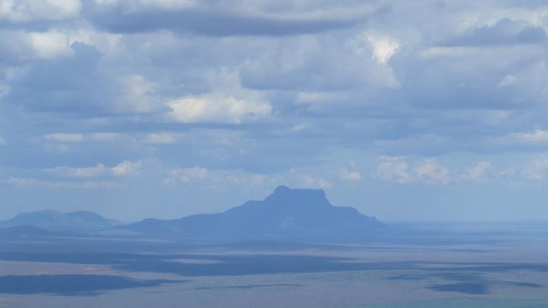 Kasigau mountain from Mwachora Hill. Copyright Rupi Mangat (800x450) (800x450)