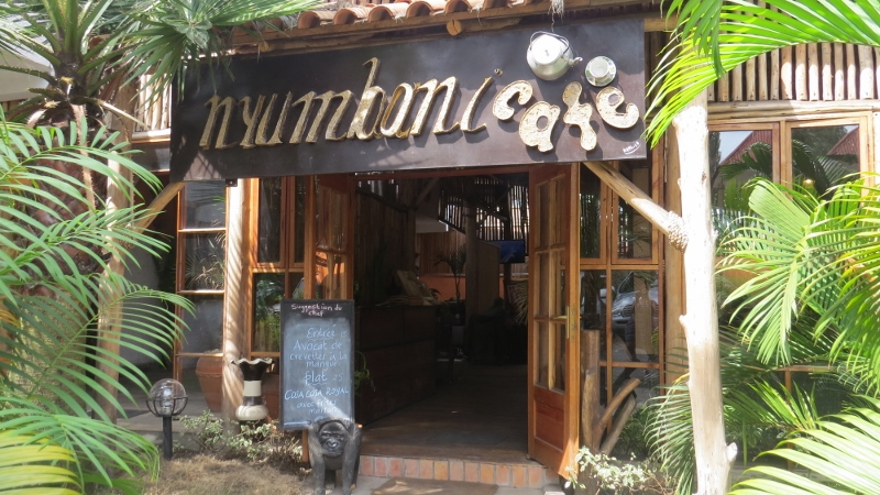 Nyumbani Restaurant Goma. Copyright Rupi Mangat (800x450)