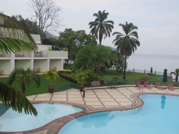 Lake Kivu Serena by Lake Kivu in Gisenyi, Rwanda. Copyright Rupi Mangat (800x600)