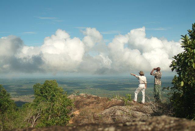 Shimba Hills National Reserve. Credit Shimba Lodge