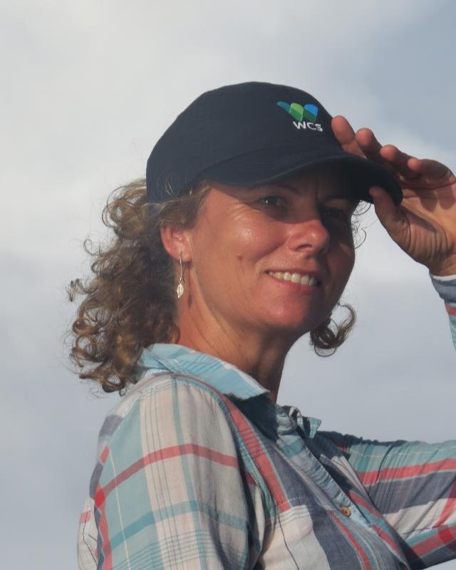 Dr Gill Braulik on Misali island in the Pemba Channel Tanzainia. Copyright Rupi Mangat (640x800)