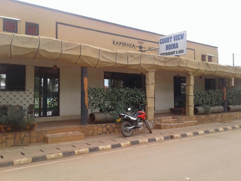 Court View Restaurant in Hoima in Uganda Copyright Rupi Mangat (800x600)